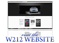 To our special Mercedes W212 SixDoor website