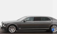 RemetzCar stretched Bentley Mulsanne Executive