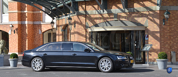 The Remetz Audi A8l Executive Car
