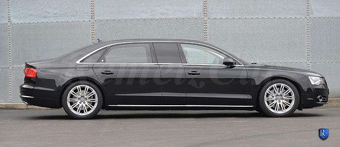 Audi A8 Limousine >> The Remetz Audi A8l Executive Car
