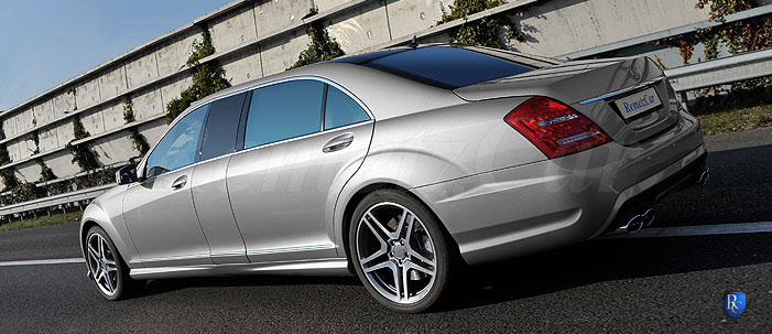 The Conversions Specialized In Stretching Luxury Cars