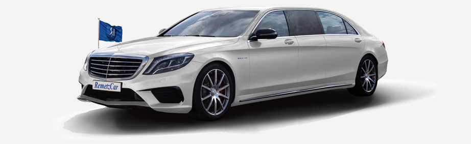 The RemetzCar Mercedes S Class Business Executive series