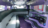 RemetzCar Hummer interior