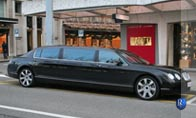 RemetzCar stretched Bentley Flying Spur Luxury Limousine