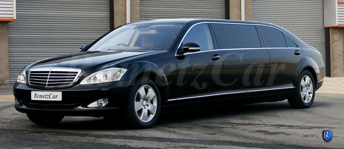 the remetz mercedes benz s class limousines. Black Bedroom Furniture Sets. Home Design Ideas