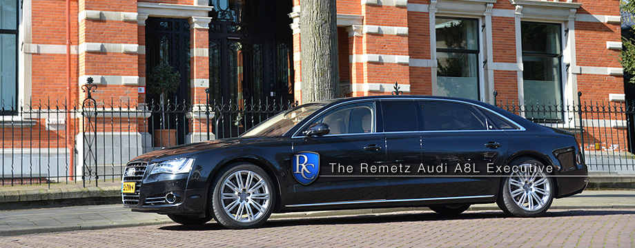 The Audi A8L Remetz Executive