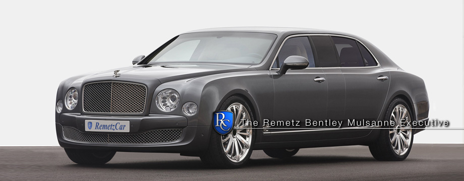 The Remetz Bentley Mulsanne Executive