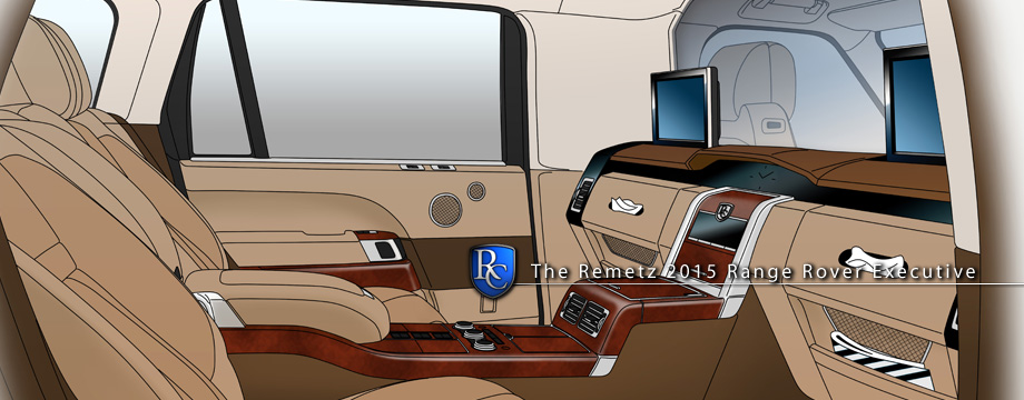 The Remetz Range Rover Executive