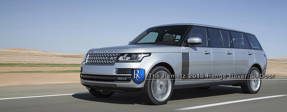 The Remetz 2013 Range Rover SixDoor